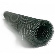 Сетка Пайка 1.2-12Х25 (10м) Черный