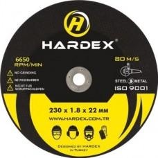 HARDEX 180*1.6(Желтый)(Отрезные)