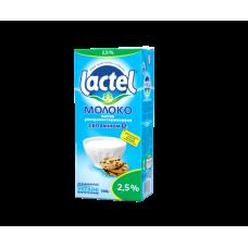Loctel  молоко 2,5 % 1л