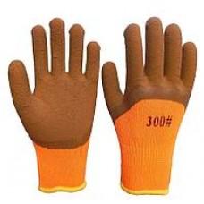 Перчатки черно-коричневые А-11 (B мешке 720)
