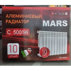 Алюминий радиаторлар MARS C 500/96