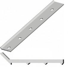 Краевые алюминиевые рейки 2000*1.8*25мм